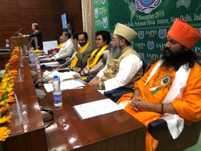 Interreligious association for peace and development, New Delhi