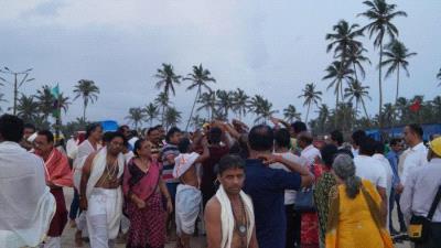 Narali Purnima Utsav on 26 Aug 2018 at Colva beach
