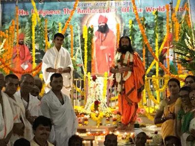 Samadhi Day of H. H. Shree Shree Shree Sadguru Parwadeshwar Maharaj ji