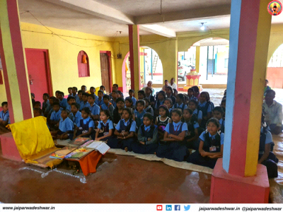 School Trip visit to Parwad Ashram.